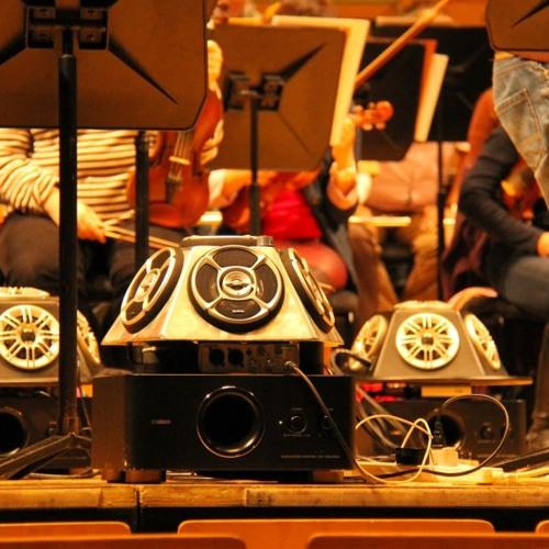 Very Pointy (Symphony Orchestra & Laptop Orchestra)