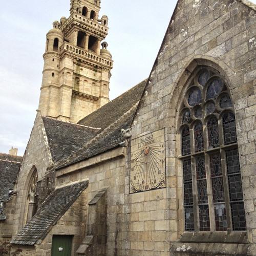 Bell ringing at Notre Dame de Croas-Batz