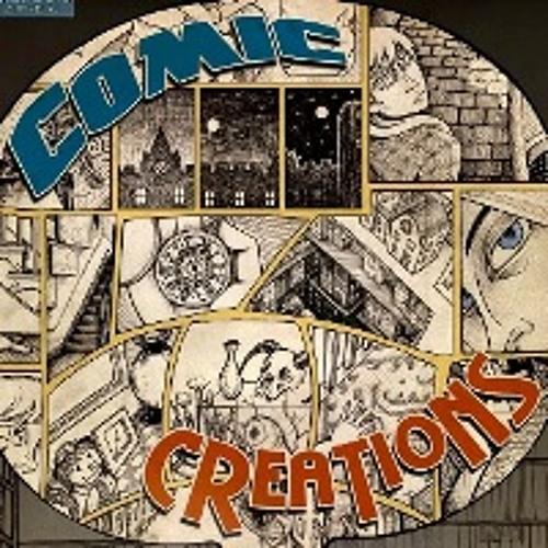 Comic Creations Part 1 14 November 2012