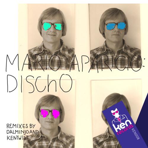 [KEN008] Mario Aparicio - Discho