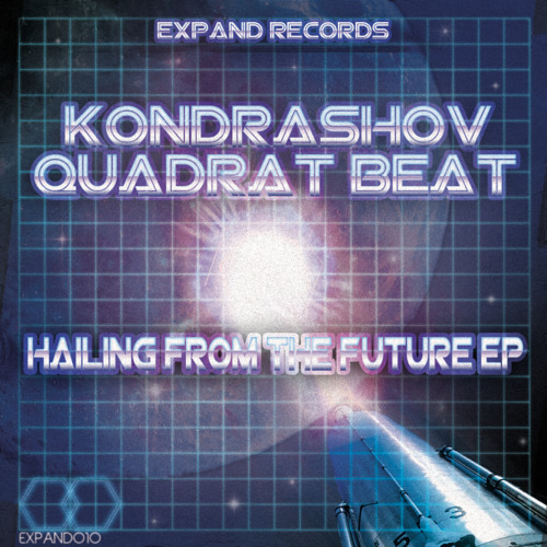 Quadrat Beat - Danger Zone (Original Mix) [EXPAND RECORDS]