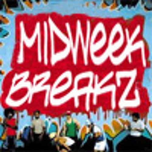 Midweek breakz mix K-Delight