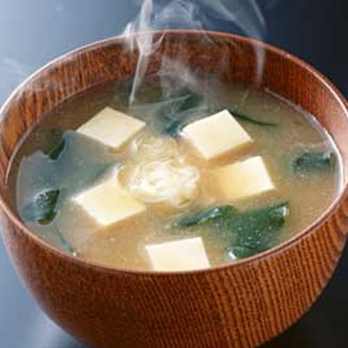 MomentTofu - In the miso soup