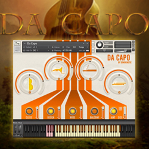 "Da Capo demo ""Night Sky Falling"" by Arthur Hendriks"