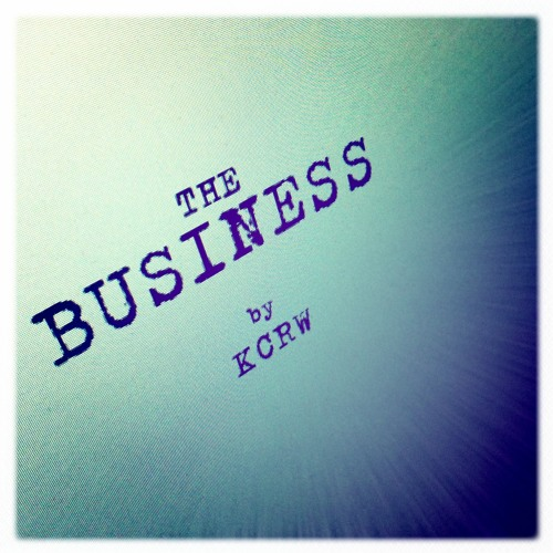 KCRW clip: Catherine Keener & Christopher Walken talk The Business