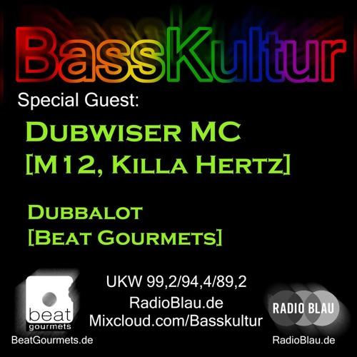 DJ Dubbalot & Dubwiser MC live on Radio Blau (basskultur15 02Nov12)