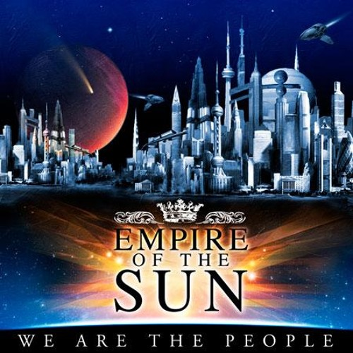Empire of the sun- we are the people(AvG remix)