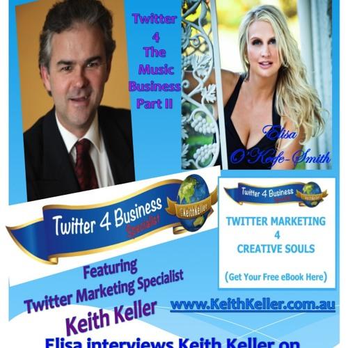 Twitter For The Music Business - The Melbadelphia Show (Philadelphia)