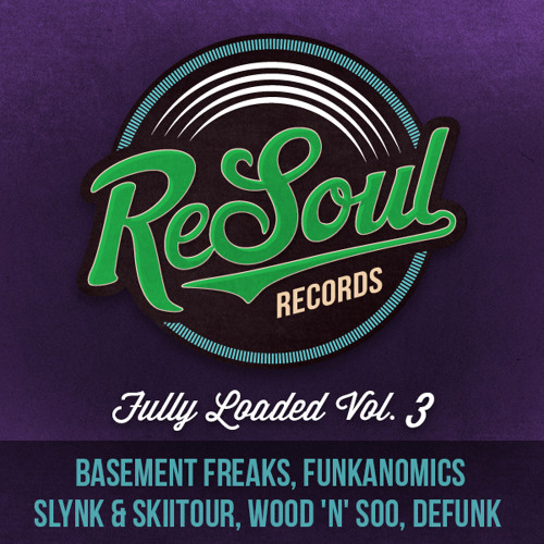 Defunk - Banjo Blues (Resoul Records presents Fully Loaded V.3) out now!