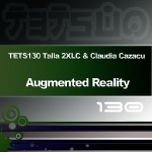 Talla 2XLC and Claudia Cazacu augmented reality  Talla 2XLC radio edit