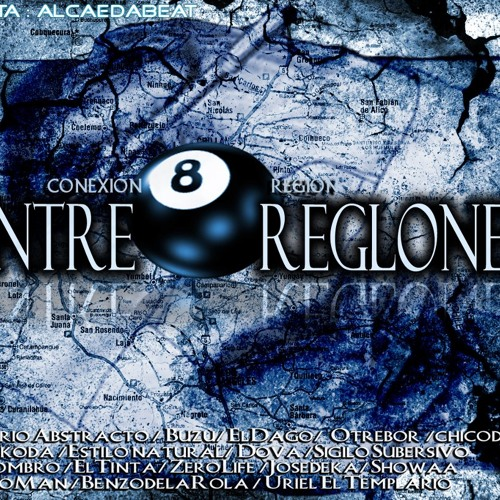 ENTRE OCHO REGLONES (CONEXIONOCTAVAZONA) - MC S DE LA 8VA (ALCAEDA EN EL BEAT)[PROD. SK FAMILY]