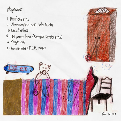 Perfidia ::Playroom-Folcore 003/Barcelona via Buenos Aires/2011
