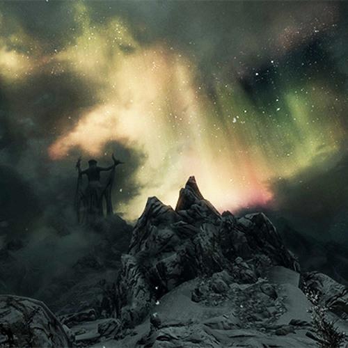 Moonlit Mountain Path