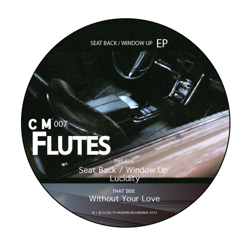 Flutes - Seat Back   Windows Up