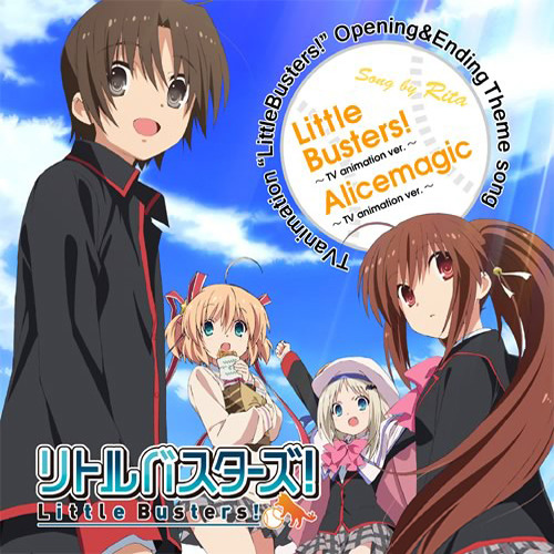 01 Little Busters!