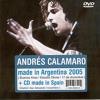 Flaca en vivo- Andres Calamaro Portada del disco