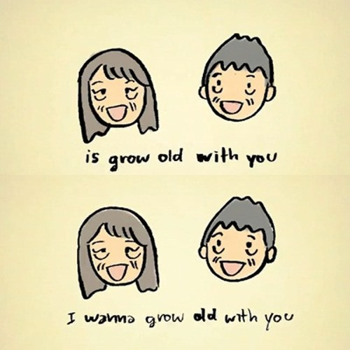 Wedding Singer - Grow Old With You