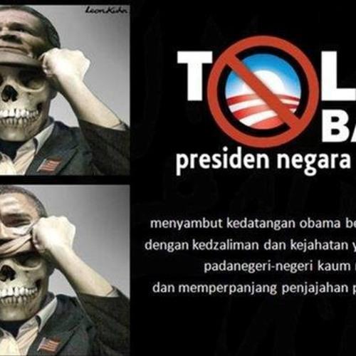 Obama Presiden Penjajah