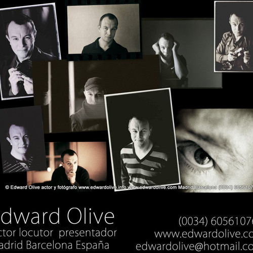 Mindshare  agencia locutor locuciones ingles britanico voice-overs Edward Olive