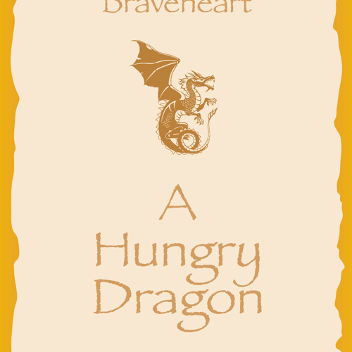 Barney Braveheart 'A Hungry Dragon' Audiobook