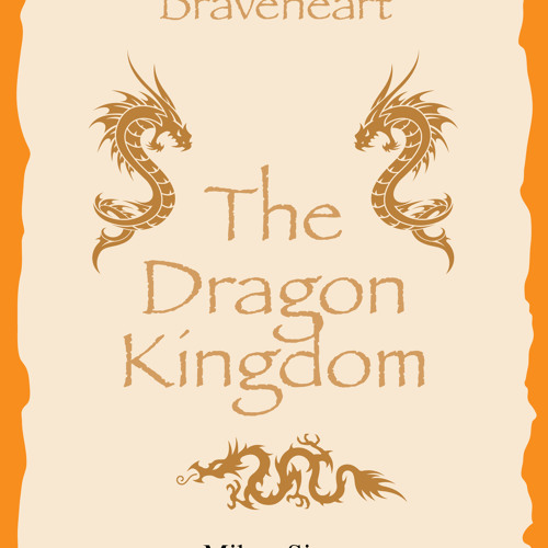 Barney Braveheart 'The Dragon Kingdom' Audiobook