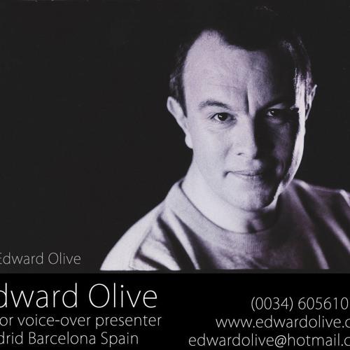 Edward Olive locutor actor ingles Madrid The event horizon (trailer)