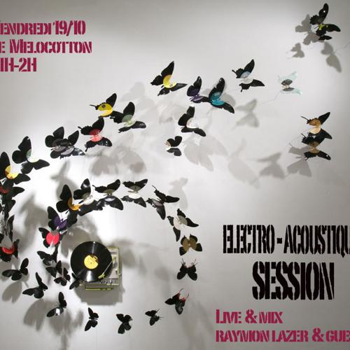 NU-YEYE/ FUNK MIX live@le  Melocotton Nantes