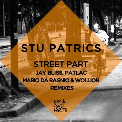 Stu Patrics - City Shuffle( Patlac remix )/BAF20  Teaser