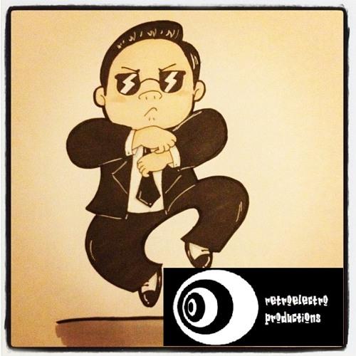 DJ RetroElectro - Futuristic Gangnym Style