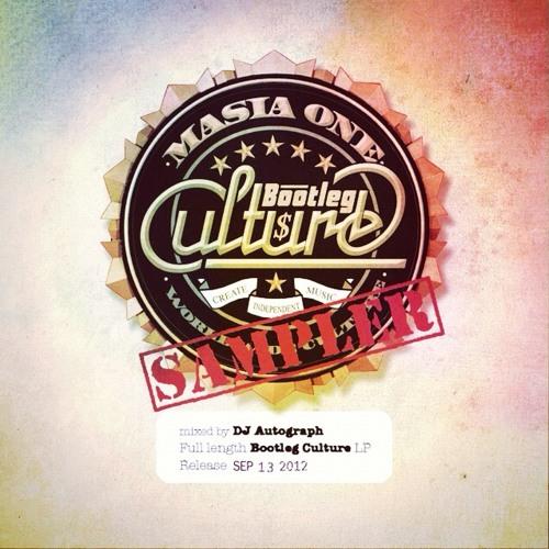 Masia One - Bootleg Culture Sampler - School Tour 2012