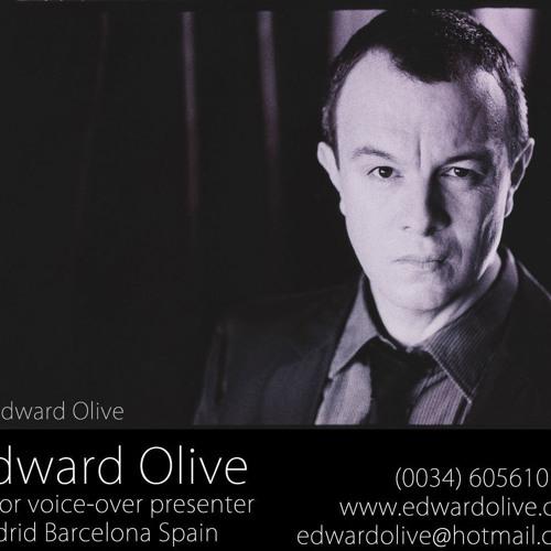 Kate Ryan voice over advert locuciones locutores Edward Olive ingleses britanicos