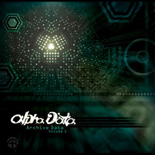 Alpha Data - Archive Data (Volume 1) -- FREE 4 TRACK EP!!!