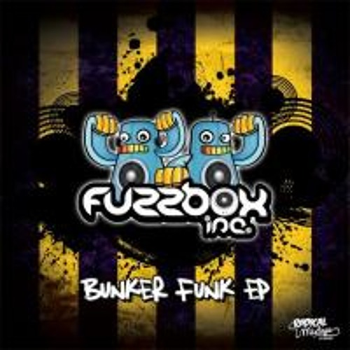 Fuzzbox Inc - Freaky Too (J-Sound Rmx) [Radical Mixtape Recordings] - Preview!
