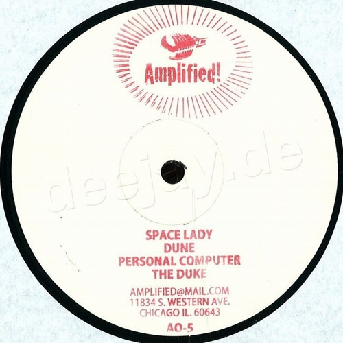 Amplified Orchestra - Space Lady