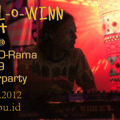 Hell-O-Winn SET@ Pan-O-Rama 9 Afterparty October 31. by abu.id (X-tract)