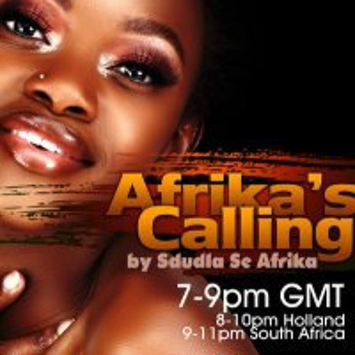 Karabo Rej does Africa's Calling on QHRadio 16.11.12 recorded Live At Monate Lounge