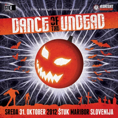 "Rook - Live @ Dance Of The Undead - Maribor, Slovenia - 31.10.2012 #goagoa 4 ""available to download"""