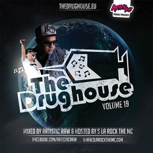 [The Drughouse 19] Aaliyah & Jurab - Freak On Your Girl (Wessel S Moombahton Mashup) DL Pack #1