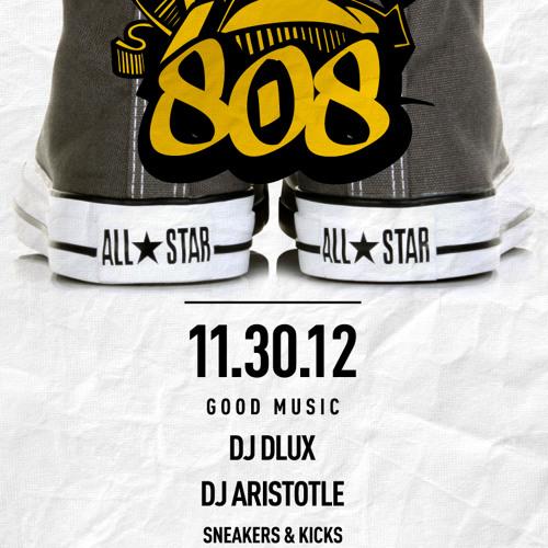 #808 DJ DLUX MIX