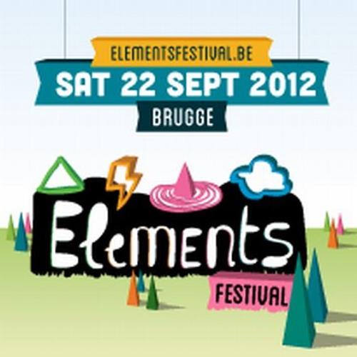 Live at Elements Festival 2012, Bruges Belgium