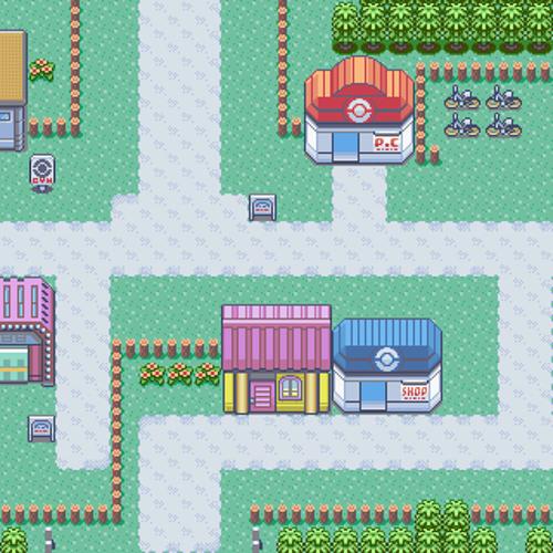 Pokémon RSE - Mauville/Rustboro/Mossdeep City viola cover