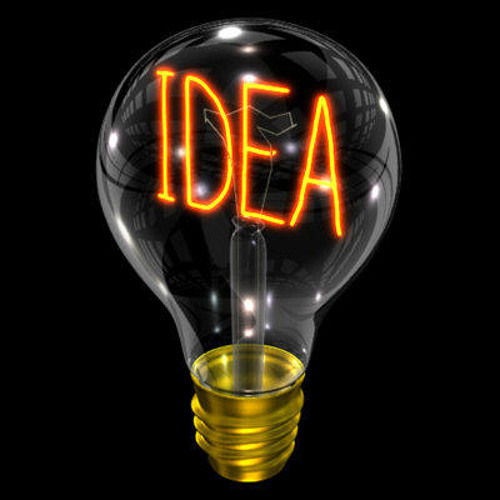Light Bulb moments – take them seriously