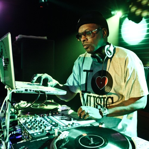 DJ Jazzy Jeff live at the Fortune 3 Year Anniversary