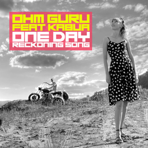 Asaf Avidan -One day/the reckoning song (snip) Ohmguru RMX