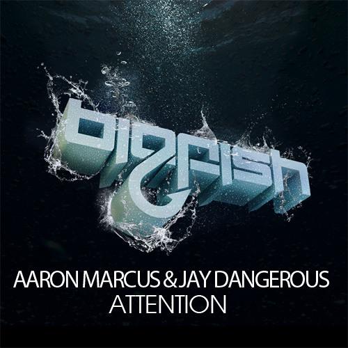 Aaron Marcus & Jay Dangerous - Attention