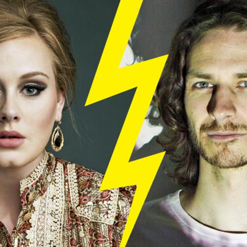 Adele vs Gotye - Set Fire To The Rain vs Somebody That I Used To Know (Shadeez Mashup)