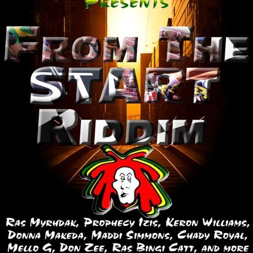 FROM THE START RIDDIM PROMOMIX by GaCek Killah(RIDDIMS FANATIC CREW)