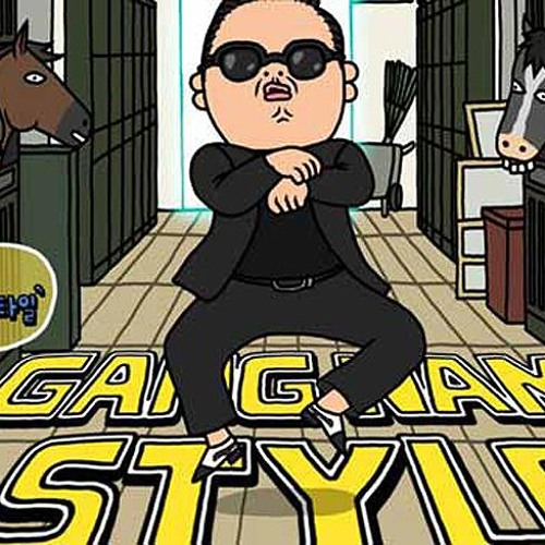 PSY vs. Criminal Vibes & Federico Scavo - Pump Up The Gangnam (J-adiction's Unexpected Bootleg)
