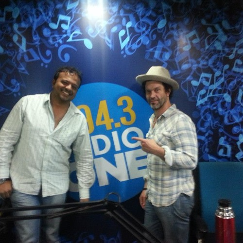 07 - Doyle Bramhall II interviewed by Hrishi K on 94.3RadioOne