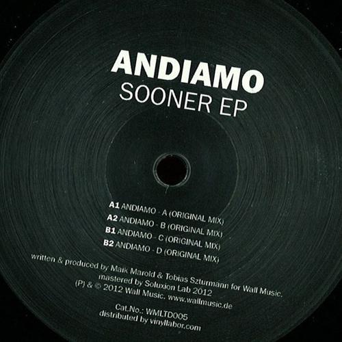 "WMLTD005 - Andiamo - A2 - B - 12"" Only"